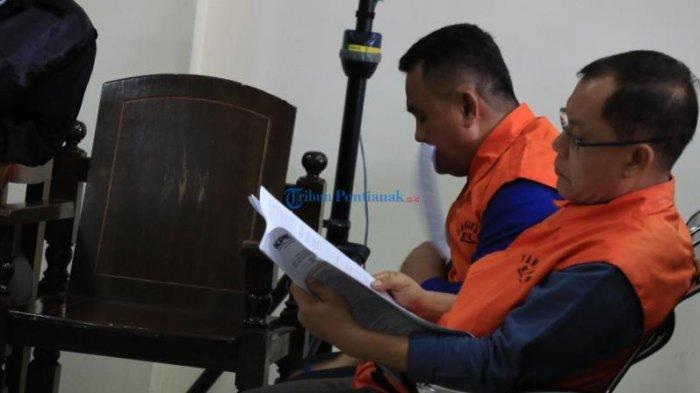 FOTO: Sidang Lanjutan Terdakwa Tipikor Mantan Bupati Bengkayang, Suryadman Gidot - suryatmangidotsidang-2.jpg