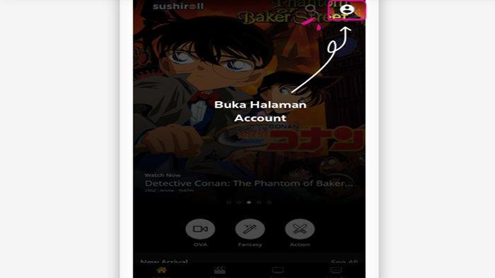 Cara Mengaktifkan Kuota Sushiroll Axis untuk Nonton Anime Bebas Iklan, Kuota Sushiroll Axis Adalah ?
