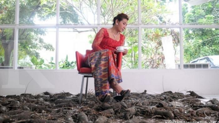 Reaksi Menteri Susi saat Putrinya Nadine Kaiser Dikaitkan Gading Marten Eks Suami Gisella Anastasia