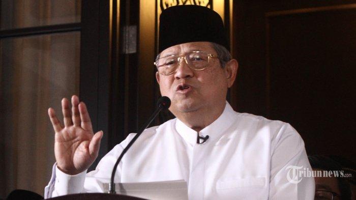 Komentar Ketum Demokrat SBY Soal Krisis Asuransi Jiwasraya, Susilo Bambang Yudhoyono : Salahkan Saja