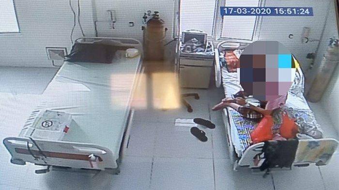 Pasien Keempat Positif Virus Corona Covid-19 di Kalbar Dirawat di RSUD Abdul Aziz Singkawang