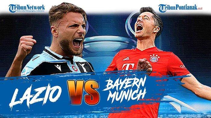 Skenario Lazio Agar Lolos Perempat Final Liga Champions saat Tandang ke Markas Bayern, Mustahilkah ?