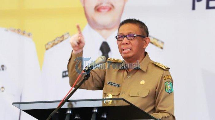 Sutarmidji Meradang! 3 Kabupaten Ini Tak Serius Tangani Covid-19 & Ancam Tunda Transfer Bagi Hasil