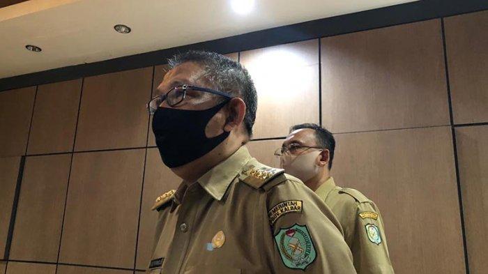 Isolasi 10 Hari Jika Tak Bermasker, Gubernur Sutarmidji Siapkan Pergub Penanganan Covid-19