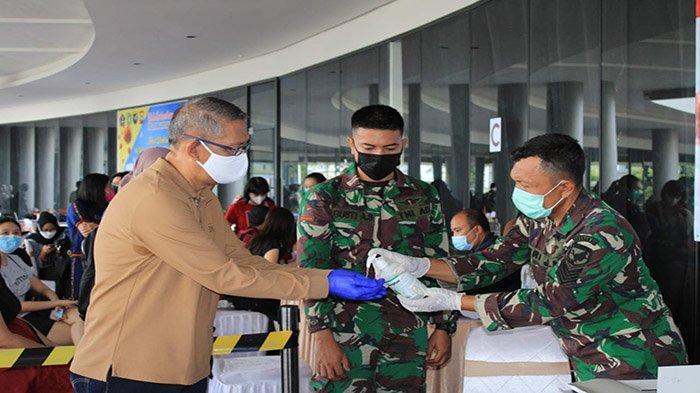 Gubernur Sutarmidji Sebut Masih Ada Daerah di Kalbar yang Lemah Dalam Penerapan PPKM Mikro