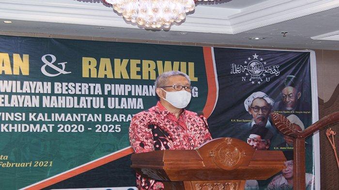 Perhatikan Aspek Psikologis, Gubernur Kalbar Ingin Pelantikan Bupati dan Wakil Bupati Secara Vaktual