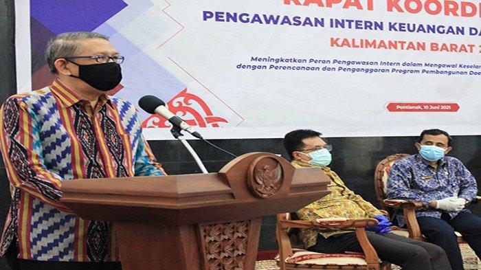 Gubernur Sutarmidji Nyatakan Optimis Peningkatan Pertumbuhan Ekonomi Kalbar