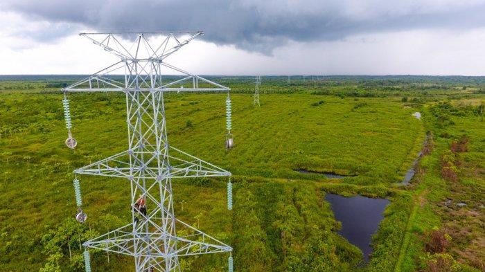 SUTT 150 kV Ketapang-Sukadana Rampung Tahun Ini