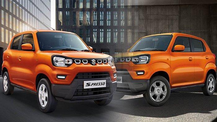 MOBIL Baru Suzuki di 2019, S.Presso Harganya ''Hanya'' Mulai Rp 70 Jutaan