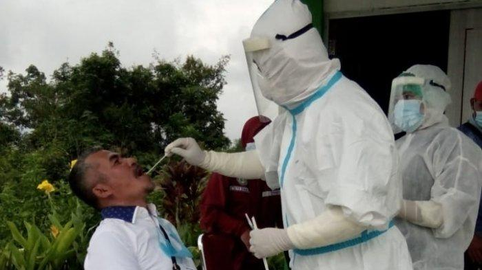 Ini Efek dan Bahaya Jika Melakukan Tes Swab Antigen Covid-19 Sendiri Tanpa Bantuan Ahli