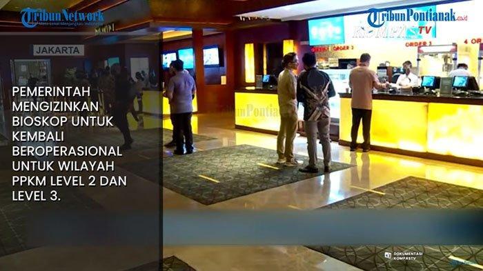 Syarat Wajib Masuk Bioskop selain Beli Tiket Nonton Film, Hanya Pengunjung Kategori Hijau