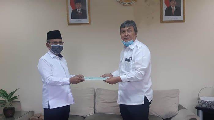 Setelah Non-Aktif, Dr Syarif Kembali Jabat Rektor IAIN Pontianak