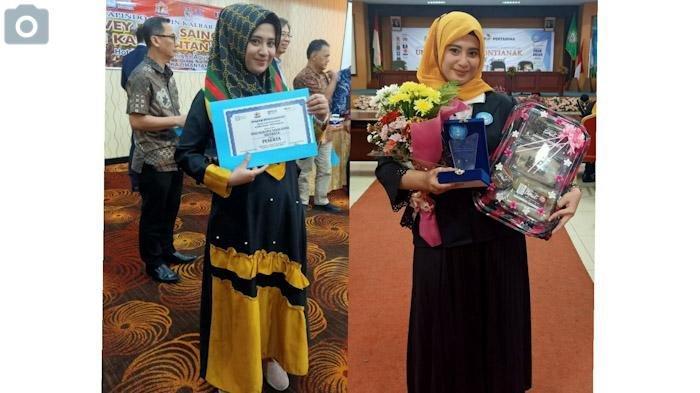 WIKI - Profil Syarifah Meyriza Azzaniah Safitri, Owner Temet Kak Mey Peraih Penghargaan UMKM