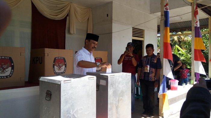 Jalan Kaki ke TPS, Syech Bandar: Saya Siap Menang