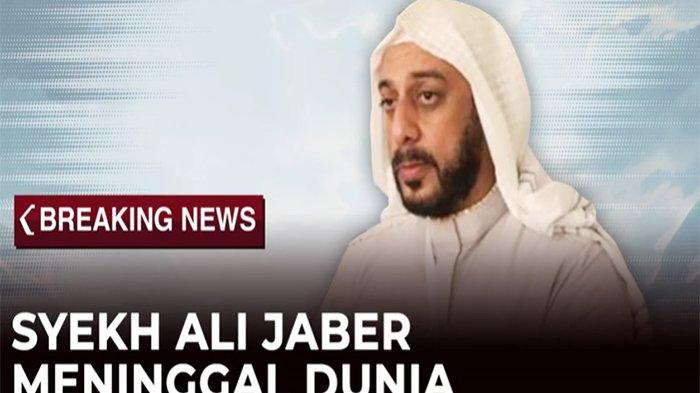 Live Kompas TV Streaming Breaking News Syekh Ali Jaber Meninggal Dunia & Biografi Syekh Ali Jaber