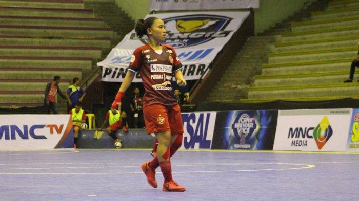 Pesepak Bola Kalbar Syenida Meryfandina Ukir Sejarah Gabung Bali United di Liga 1 Putri 2019