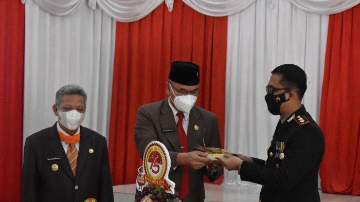 HUT ke-75 Bhayangkara, Bupati Muda Mahendrawan dan Ketua DPRD Apresiasi Kinerja Polres Kubu Raya