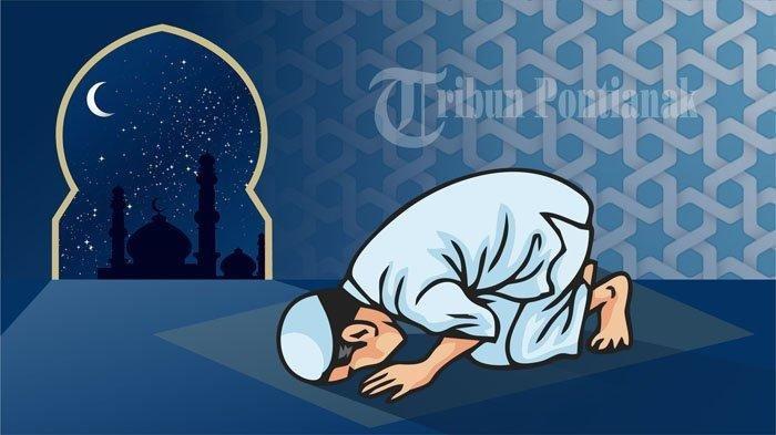 HUKUM Sholat Tahajud Sebelum Tidur dan Doa Sholat Tahajud yang Mustajab Bahasa Arab
