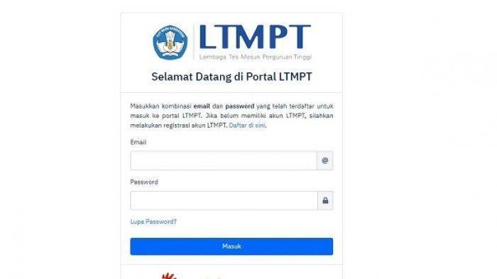 Tahapan Pendaftaran SNMPTN 2020 di Portal LTMPT, Ada Akibat Jika Tidak Mencetak Kartu Tanda Peserta