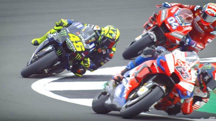 Tak Hanya Alex Rins Vs Marquez & Valentino Rossi, Ini 5 Balapan MotoGP dengan Jarak Finish Terdekat