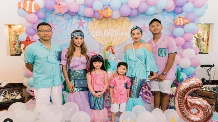 Aurel & 3 Anggota Keluarga Anang Hermansyah Positif Covid-19, Ashanty & Anang?