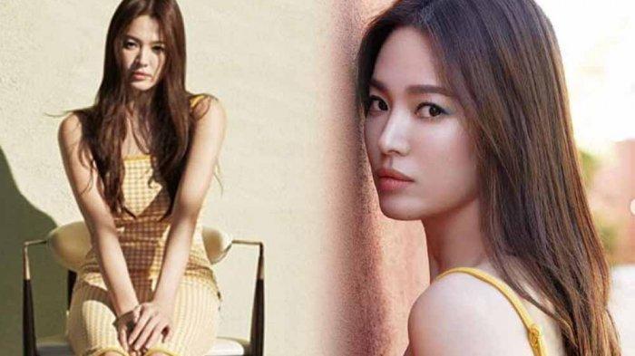 Tak Lagi Jadi Istri Song Joong Ki, Penampilan Terkini Song Hye Kyo Jadi Sorotan