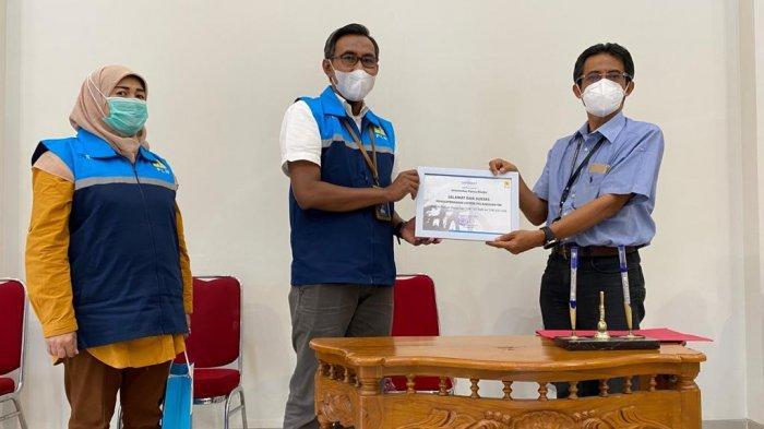 Universitas Panca Bhakti Pontianak Lakukan Tambah Daya Listrik