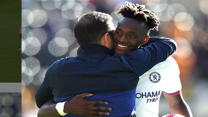 LINK Live Streaming Man City vs Chelsea, Live Mola TV - Pep Pasang Rodri, Lampard Tammy Abraham