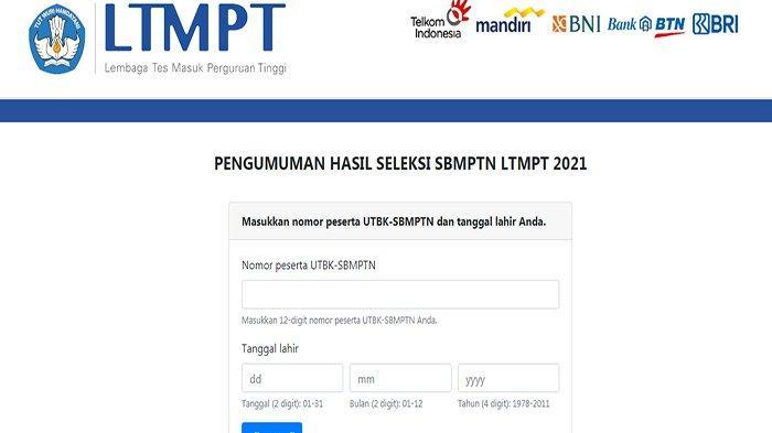 Cek Skor UTBK 2021 ! Ini Cara Melihat Sertifikat UTBK 2021 & Cara Mengunduh Sertifikat SBMPTN 2021