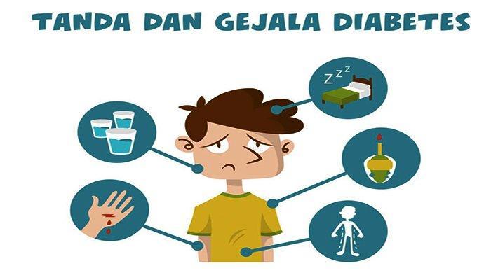 Gejala Diabetes dan Tanda-tandanya! Bagaimana Cara Orang Muda Agar Tidak Terkena Diabetes?
