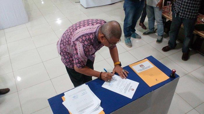 Terharu Berkas Dukungan Terpenuhi di Rapat Pleno KPU, Rahmad Satria: Berkat Dukungan Masyarakat