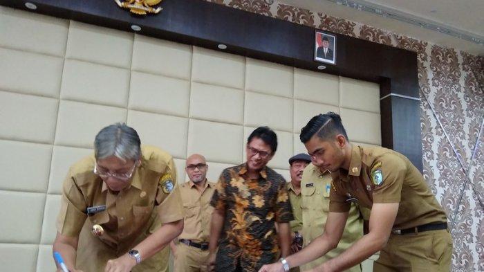 Jaga Danau dan Lingkungan Hidup, Pemkab Sintang MoA Dengan WWF Indonesia