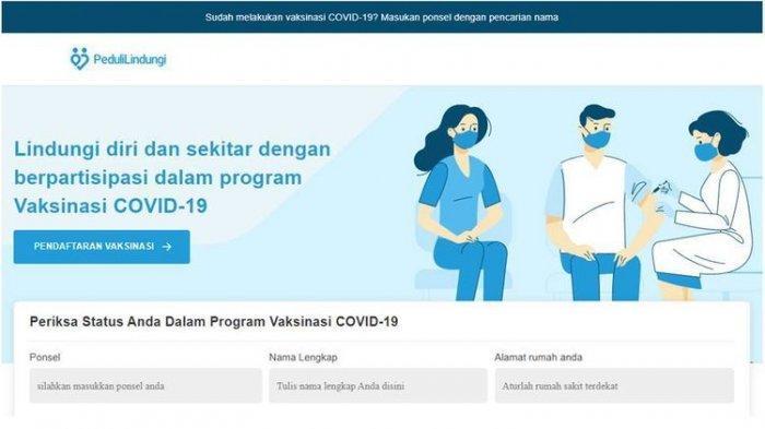 Waspada Peduli Lindungi Palsu untuk Cek Sertifikat Vaksin Covid-19
