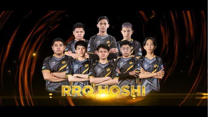 Tanpa RRQ Lemon, Line Up Lengkap RRQ Hoshi di MPL Season 8 Hanya Ada 8 Roster