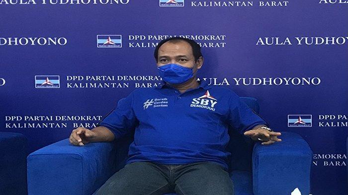 Selain Resmikan Kantor DPD Demokrat Kalbar, AHY akan Bertemu Gubernur dan Tokoh Masyarakat