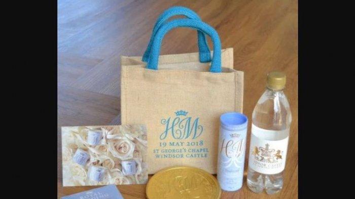Para Tamu Jual Goodie Bag Pernikahan Pangeran Harry dan Meghan Markle, Harganya Fantastis!