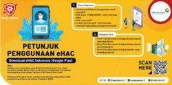 Tata Cara Menggunakan Aplikasi Ehac Indonesia Cek Cara Download Aplikasi Ehac Kemenkes