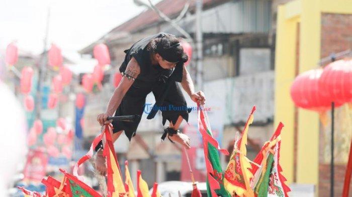 Mengintip Tradisi Cuci Jalan Tatung Singkawang, Tolak Bala Jelang Perayaan Cap Go Meh