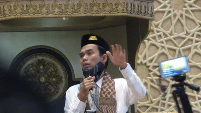 Ustadz Abdul Somad UAS Promosikan Aplikasi Karya Pemuda Pontianak