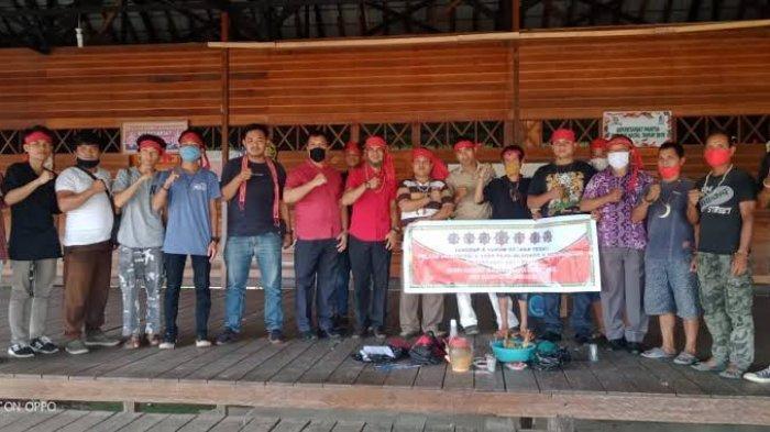 Tariu Borneo Bangkule Rajang Sekadau Pastikan Tak Ikut Politik Praktis