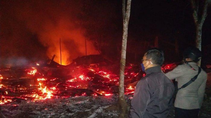 PILU dari Sintang! Bayi dalam Ayunan Meninggal Dunia dalam Musibah Kebakaran Jumat Malam