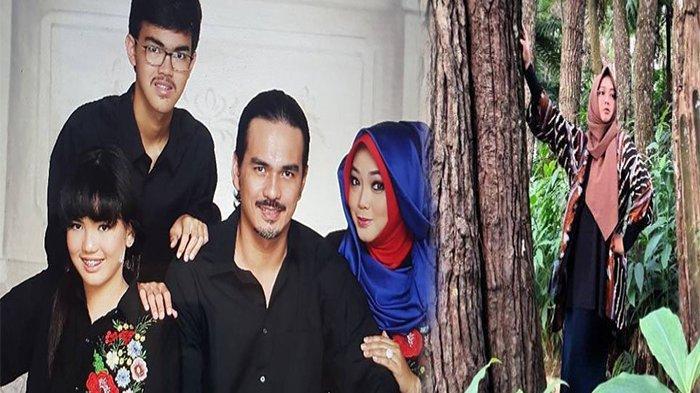Rina Gunawan Meninggal, Teddy Syach Jawab Soal Dugaan Istrinya Terinfeksi Covid-19