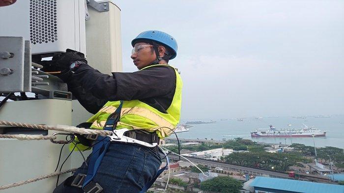 Trafik Data Meningkat 76% di Banten, XL Axiata Gencar Bangun Jaringan 4G Hingga Pelosok