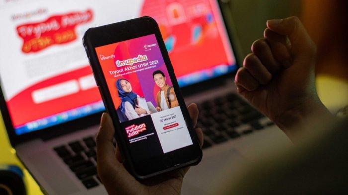 Asyikk, Telkomsel Bagi-bagi THR, Ada iPhone 12 dan Pulsa Mulai dari Rp 150 ribu