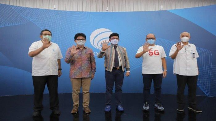Telkomsel Resmi Jadi Operator Seluler Pertama yang Menggelar Jaringan 5G di Indonesia