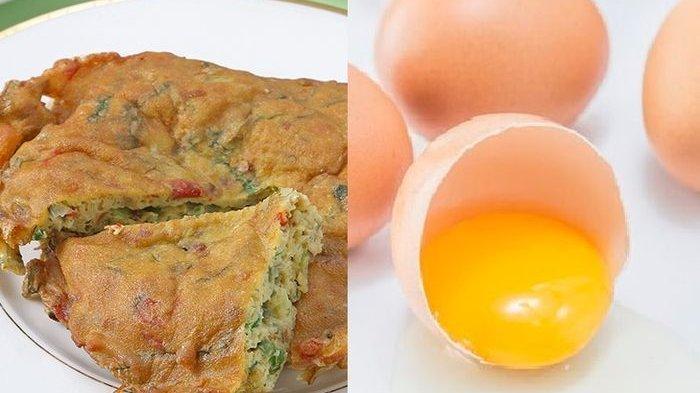 Intip Trik Membuat Telur Dadar Ala Rumah Makan Padang, Berikut Tips Cara Membuatnya