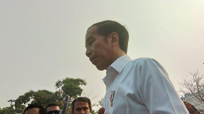 Jokowi Punya Pesan Khusus ke Gubernur Kalimantan Barat Sutarmidji soal Karhutla