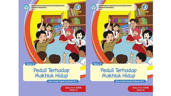 Kunci Jawaban Tema 3 Kelas 4 Halaman 71 72 73 74 75 Buku Tematik Sd Kurikulum 2013 Revisi 2017 Tribun Pontianak