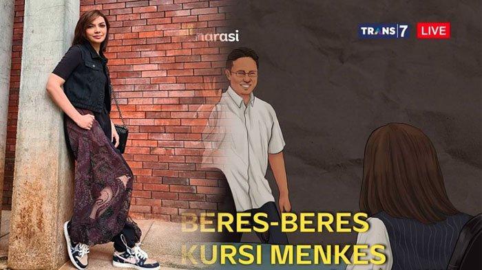 TEMA Mata Najwa Hari Ini di Trans7 Live Rabu 6 Januari 2021, Ada Menkes Budi Gunadi Sadikin
