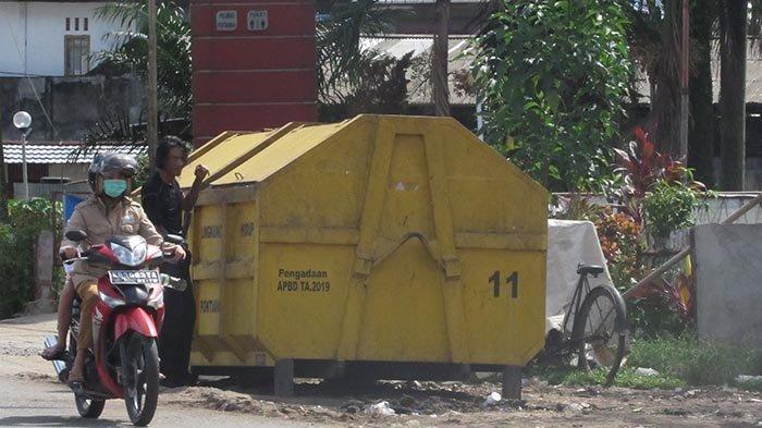 Penumpukan Sampah Sembarangan Jelang Lebaran, Berikut Upaya DLH Pontianak